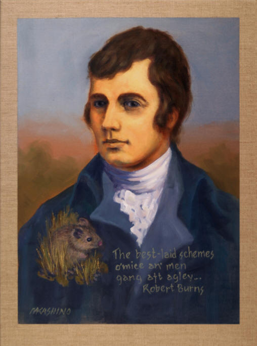 To a mouse robert burns essay